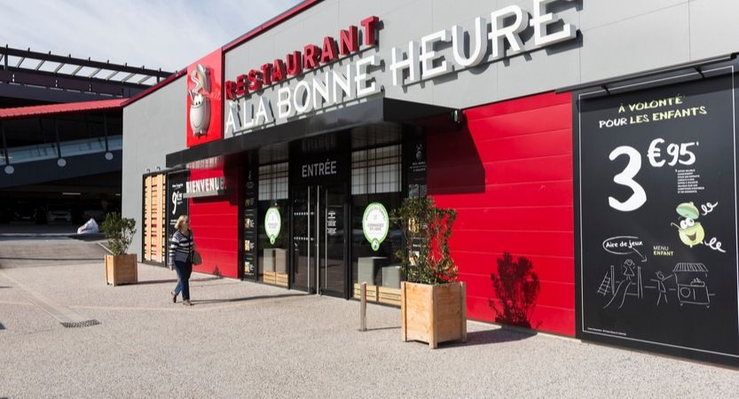 Le groupe Casino cède 20 de ses restaurants