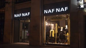 Naf Naf repris par SY Corporate France